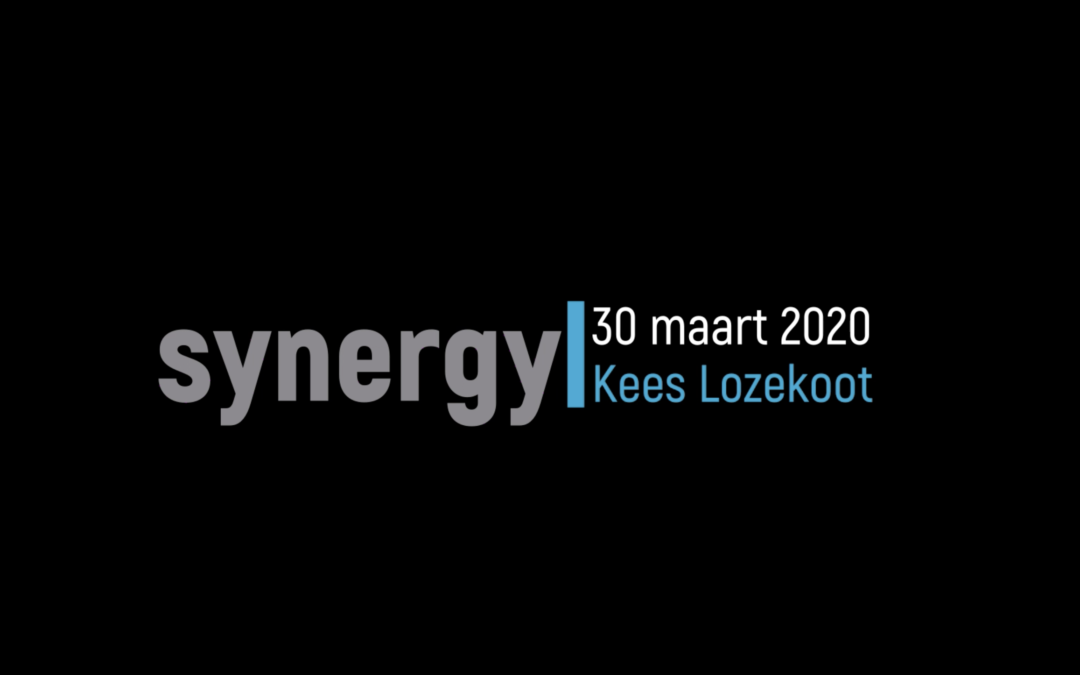 Een pittige synergy training van Kees Lozekoot
