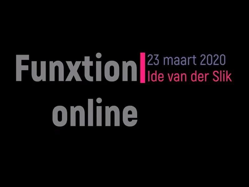 Funxtion Online
