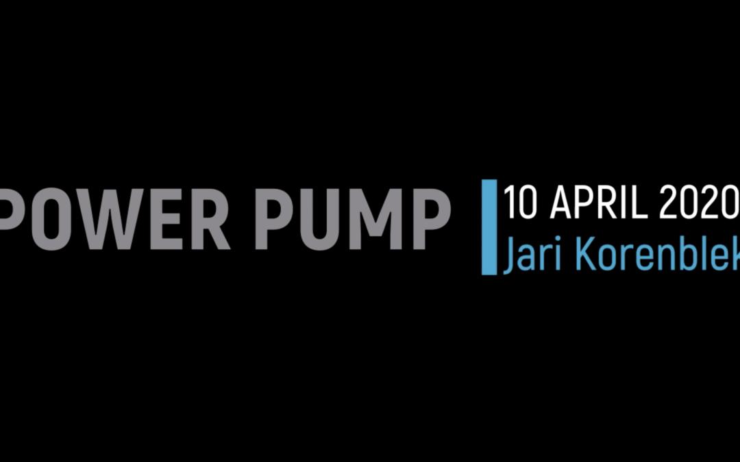 Next Level Power pump 1